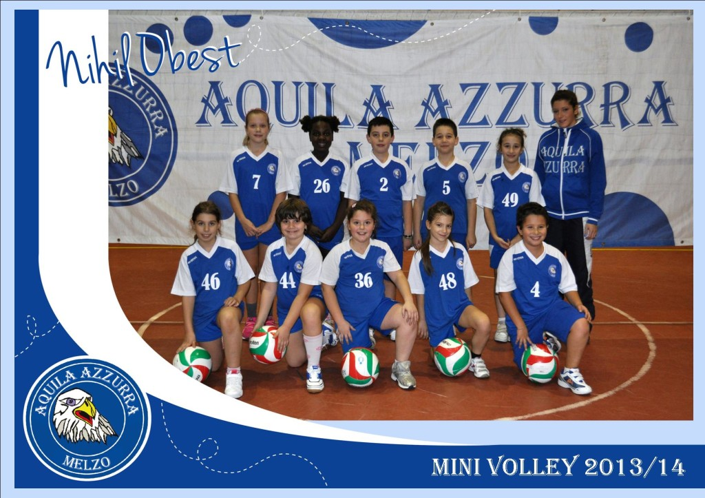 MINI VOLLEY 2013