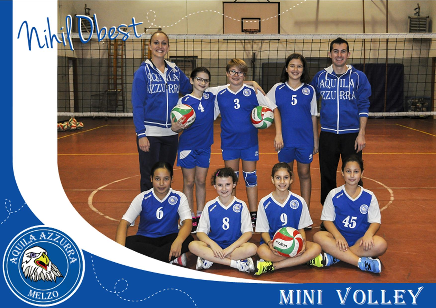 MINI VOLLEY 2015